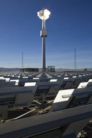 eSolar Power Tower Project/Lancaster, CA